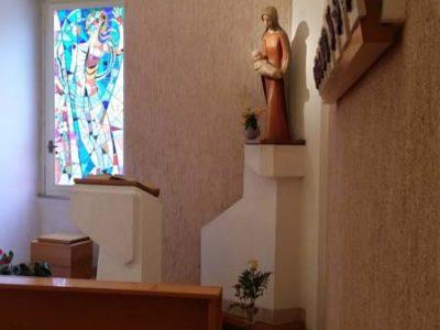 La cappella dettagli